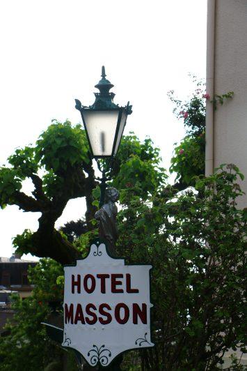 Balade & Escapades Hotel Masson Montreux