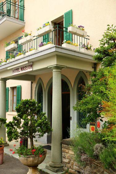 Balades & Escapades Hotel Masson Montreux